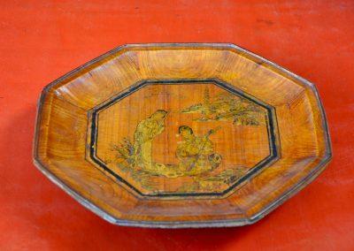 Chinese platter. c.1900