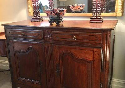 A 19th Century French Provincial Chestnut Buffet c.1840