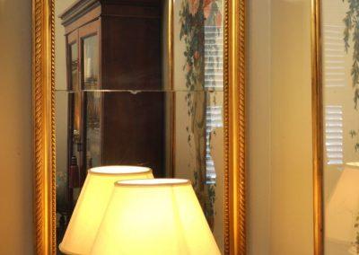 A Giltwood Pier Mirror c.1840. 154x68cm