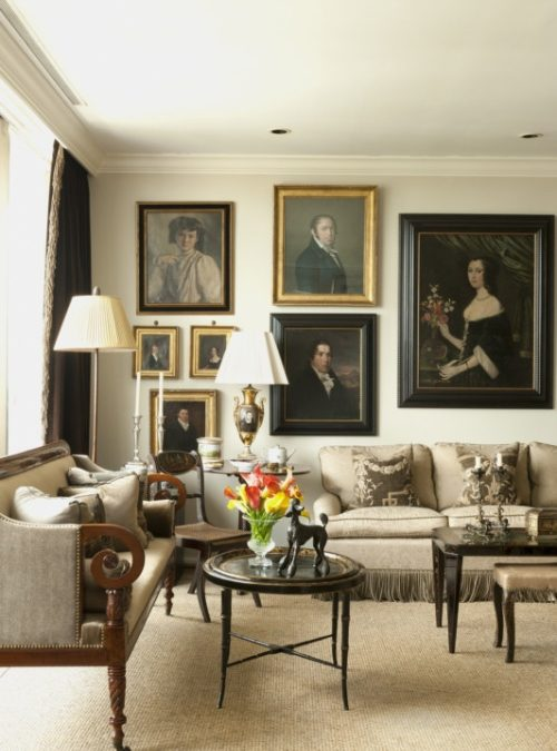 """""""No room is complete without something of age and provenance and character"""""""